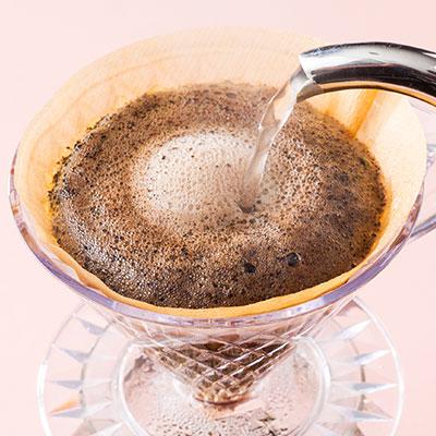 ドリップ 入れ 方 コーヒー